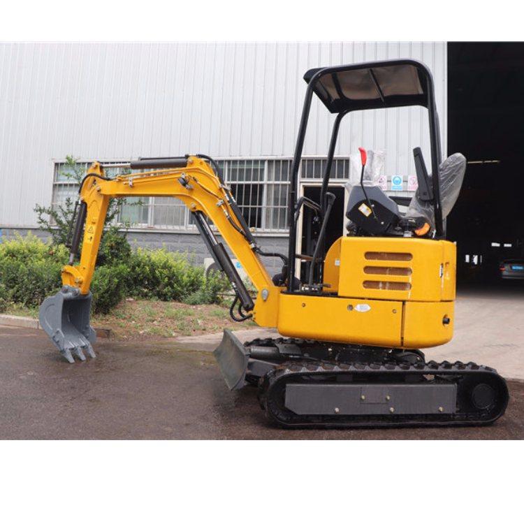 多功能履带式挖掘机型号 可伸缩履带式挖掘机 中崛