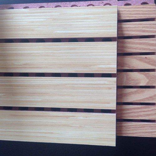 大礼堂木质吸音板 实验室木质吸音板安装 霖熙