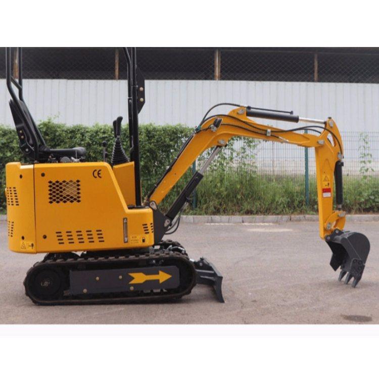 挖沟机型号 小型挖沟机型号 农用挖沟机 中崛