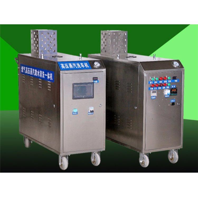 燃气蒸汽洗车机 高压蒸汽洗车机
