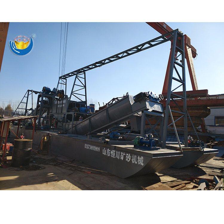 恒川淘金船安全使用事项