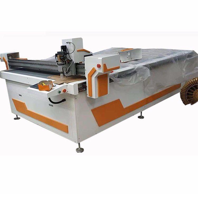 震动刀切割机多少钱 布料震动刀切割机生产厂 晨启数控