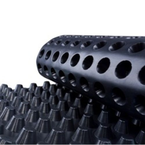 蓄排水板 园林排水板公司 宏川 30高排水板pvc毛细