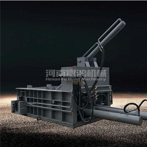 废铁压块机生产厂家 富鸿金属压块机 新型废铁压块机多少钱
