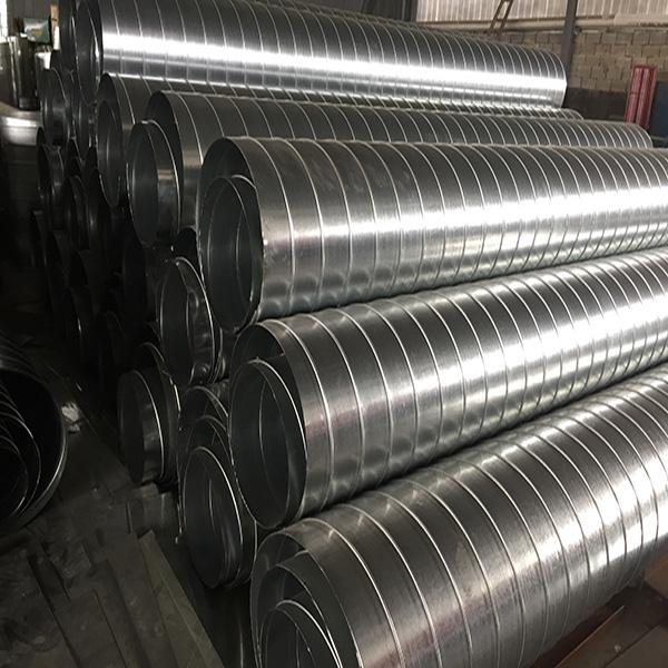 佳工环保 排烟除尘镀锌风管加工厂 定做镀锌风管多少钱一米