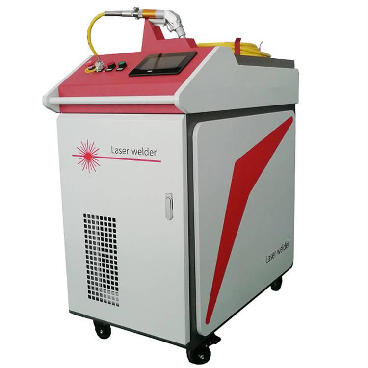 初刻智能不锈钢水槽焊机青羊区金属激光焊接设备成都光纤手持式激光焊接机