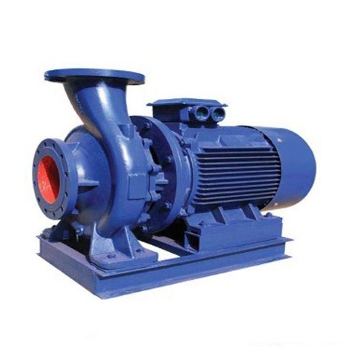 不锈钢卧式直联泵厂 深海水泵 ISW卧式直联泵定制