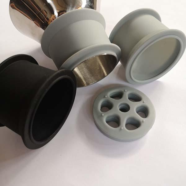 创意硅胶杯套 硅胶杯套采购 晨光橡塑 硅胶杯套定制加工