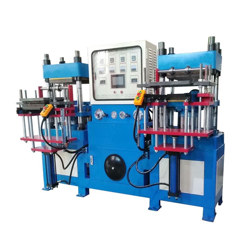 河南智能硫化机 四柱自动液压机 厂家供应