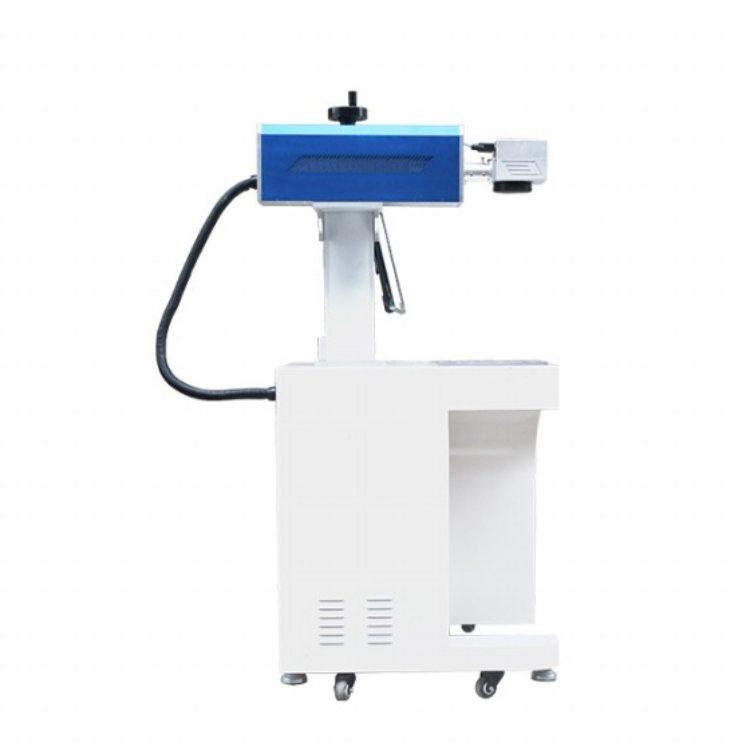 易樂碼 飛行打標機 光纖打標機 金屬打標機報價