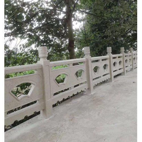 多少钱花岗岩栏杆预制混凝土 丽景建材