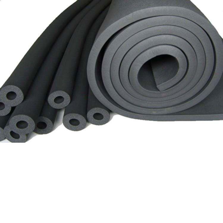 橡塑保温板安全施工 橡塑管价格 橡塑贴铝箔在线咨询