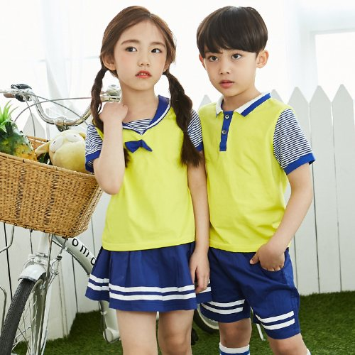 中学活动服装 夏天活动服装定做 初中活动服装 雅丝曼
