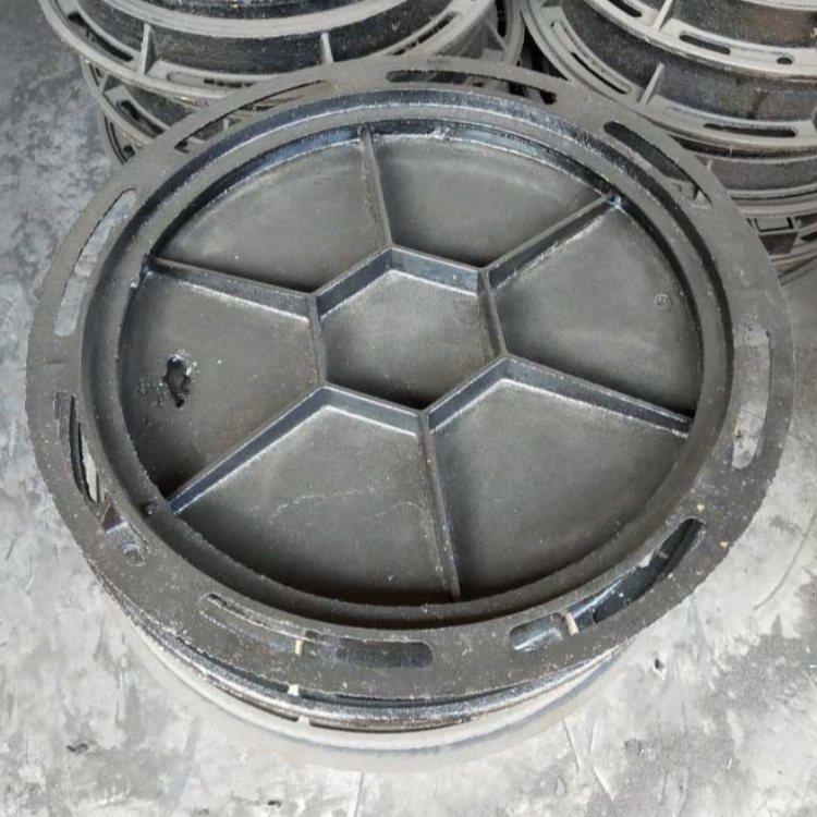 热力球墨铸铁井盖生产 运通达 热力用球墨铸铁井盖
