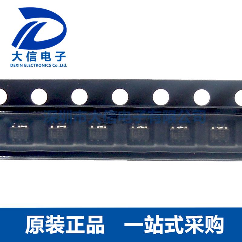 SN74LVC2G04DCKR TI SC70-6逆变器 缓冲器