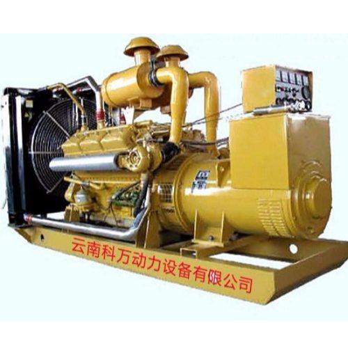 120kw上柴柴油发电机组保养 科万动力设备