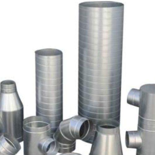 商业不锈钢管道加工 鑫成瑞通风设备 厂商不锈钢管道电话
