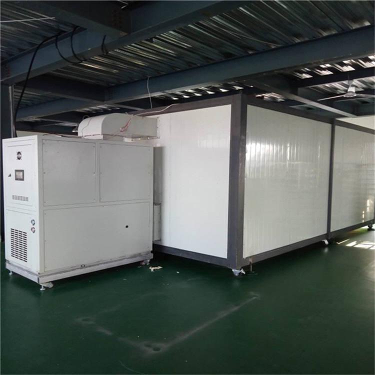 派菲克 油鳝空气能热泵烘干机空气能烘干机