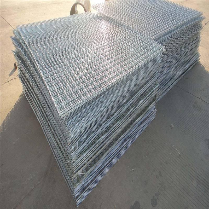 钢筋网片标准墙体钢筋网片电焊网隔离栅