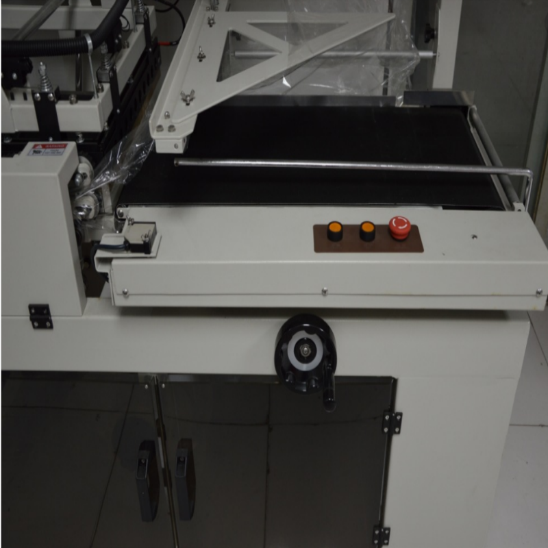 莱芜FL-450型单据收据全自动包装机化妆品全自动封切包装机