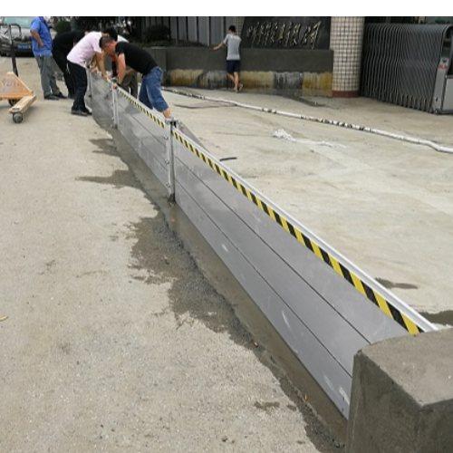 东莞防水板 开平防水板加工 防汛板 防洪挡水板 铝合金防水门