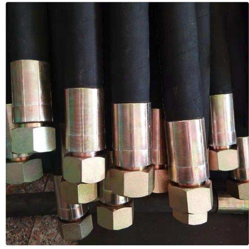 专业高压油管规格 煤矿专用高压油管 衡水宇星