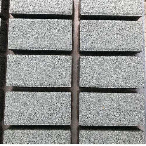 灰白仿石生态透水砖推荐 蜀通 人行道仿石生态透水砖商家