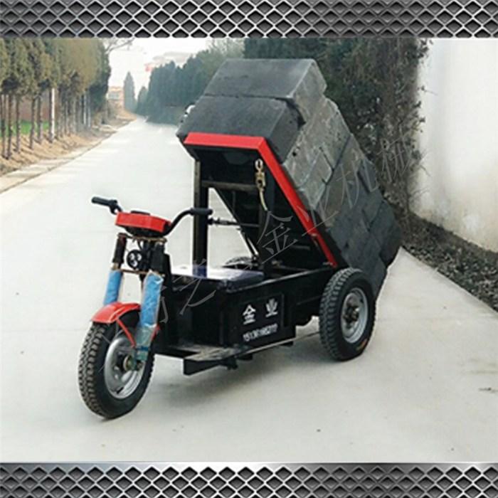 三轮拉砖车哪里有卖 金业牌 小型三轮拉砖车好用吗