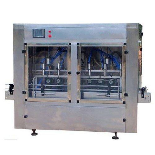 小型润滑油灌装机械 恒鲁灌装机械 自动润滑油灌装机械