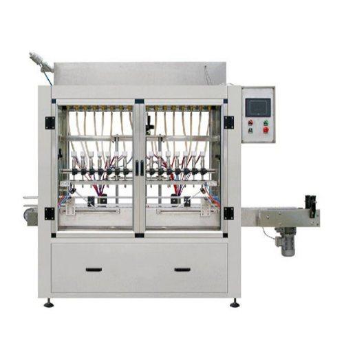 润滑油灌装机械厂 恒鲁灌装机械 润滑油灌装机械