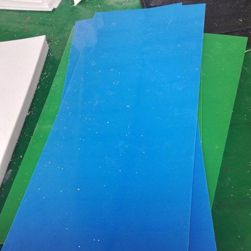 高耐磨超高分子量聚乙烯板材圖片 康特環保