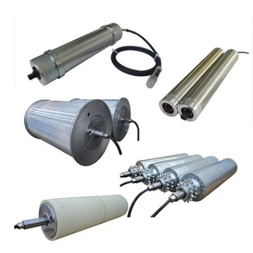 电动滚筒锥形电动滚轮 电动托辊锥形电动滚轮加工定制 辉利