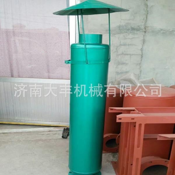 大丰机械 云南罗茨风机消声器 山西罗茨风机消声器生产厂