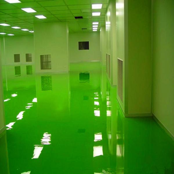 地坪保护剂环氧地坪绿批发 上海一品颜料 德国拜耳乐
