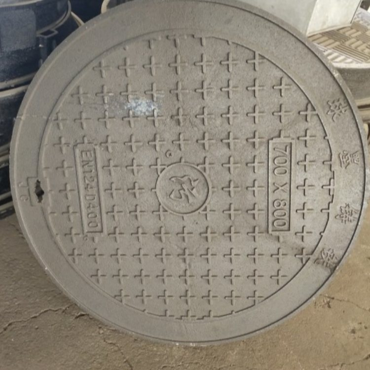 运通达 学校球墨铸铁井盖 DN600x700球墨铸铁井盖定做