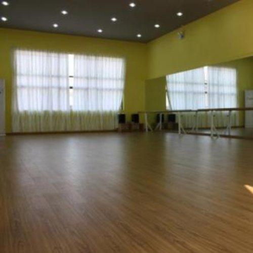 复合舞蹈教室木地板定做 立美体育 复合舞蹈教室木地板