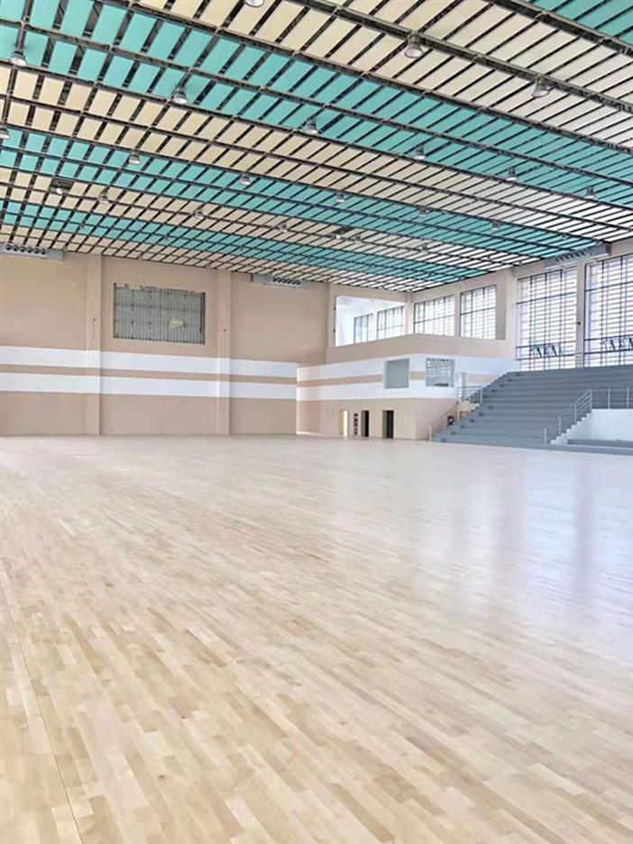 百色体育馆木地板公司 体育馆运动木地板 提供免费样品
