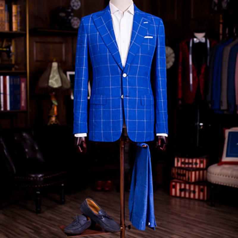 时尚商务休闲西服套装 黑色休闲西服套装生产厂家