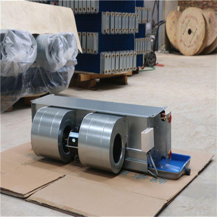 专业风机盘管选型 风机盘管批发 超低静音风机盘管 万冠空调