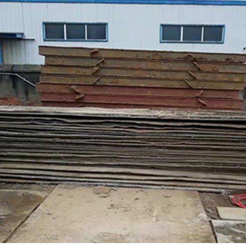 工地专用垫路钢板租赁 施工场地垫路钢板租赁厂商 安顺