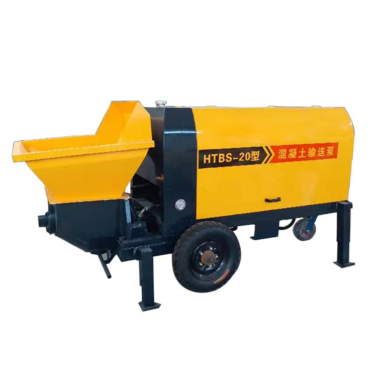 混凝土输送泵批发 煤矿混凝土输送泵 润东机械省时省力