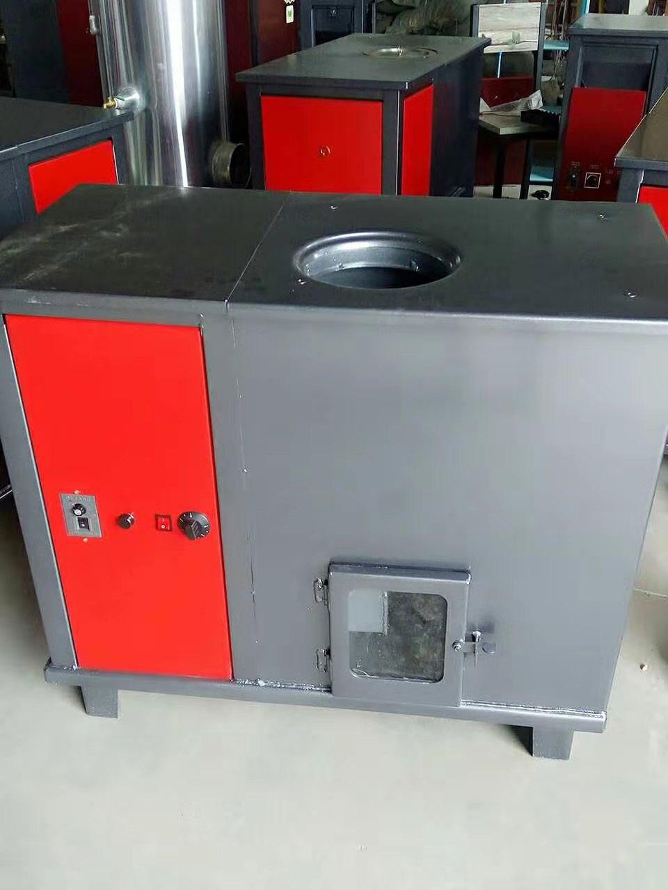 大同全自动150平米颗粒水暖炉批发 生物质颗粒地暖水暖炉 低碳