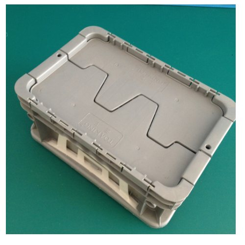 塑料批发折叠周转箱带盖 通王 环球 鼎虎 塑料折叠周转箱