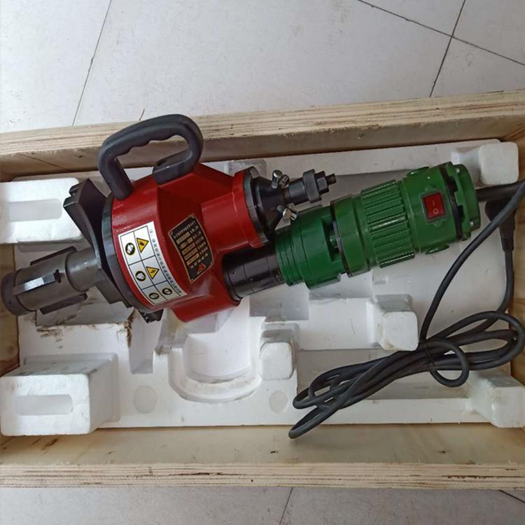 路邦机械ISY-150电动坡口机管道坡口机小型管子坡口机厂家