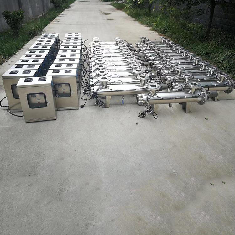 定制紫外线消毒器 排架式紫外线消毒器 紫外线消毒装置