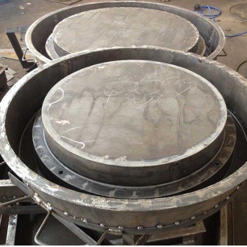 排水井篦子模具 塑料井篦子模具 乐丰模具 水泥井篦子模具规格