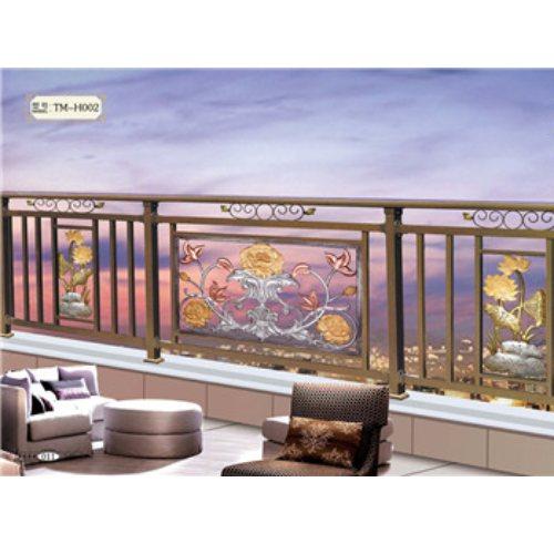 铝合金围栏订做 东莞铝合金围栏供应商 户外铝合金围栏加工 泰美
