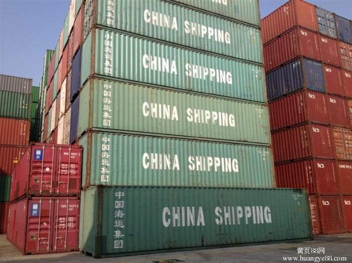 上海二手集装箱集装箱货柜