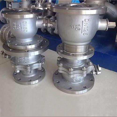 重庆FQ41F不锈钢放料球阀-不锈钢放料阀销售处