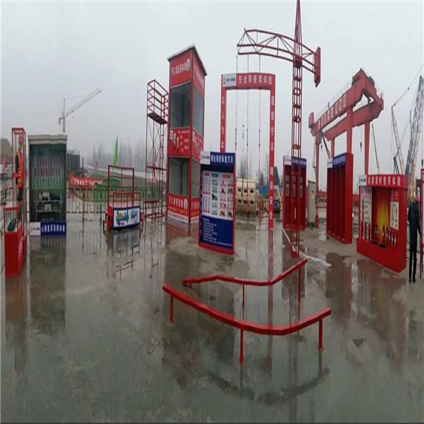 工程安全体验馆 捍卫建筑 工程安全体验馆建设